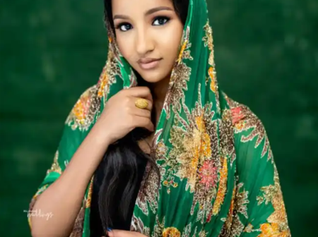 Northern/Arewa Brides Are So Beautiful and Cute, Checkout Some Of Their Adorable (Photos)