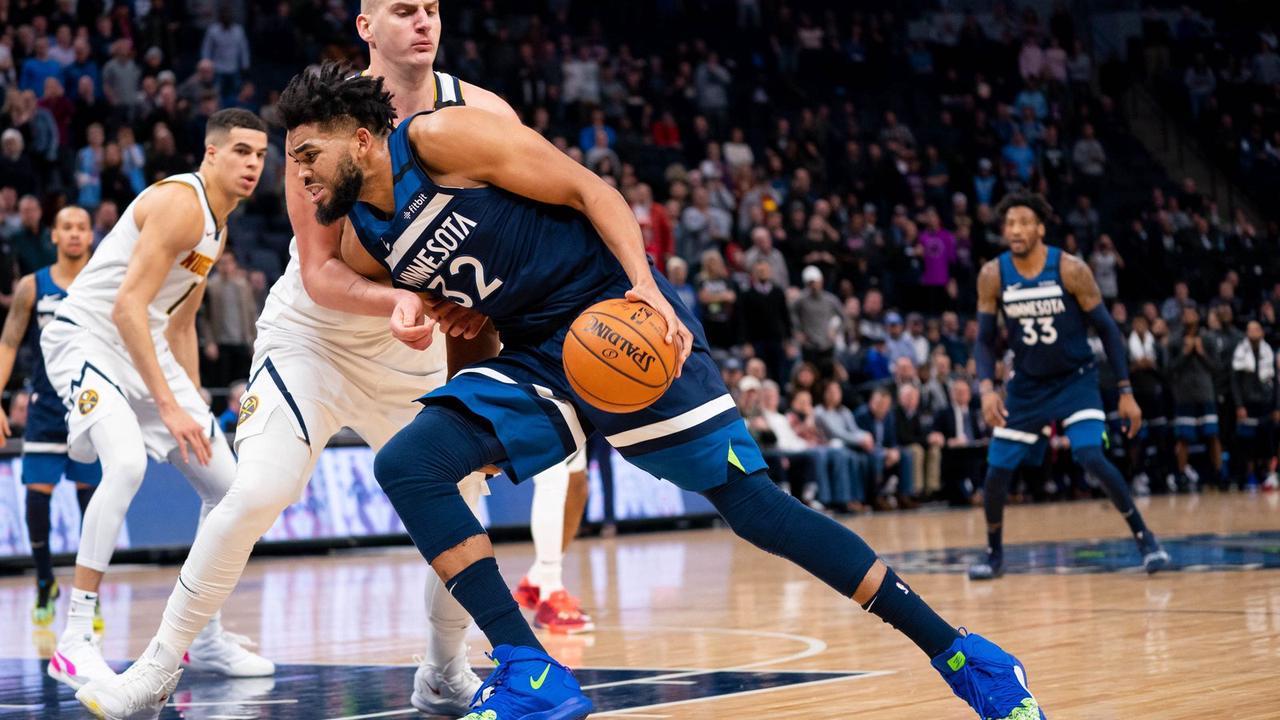 Game Recap: Nuggets 114, Timberwolves 103