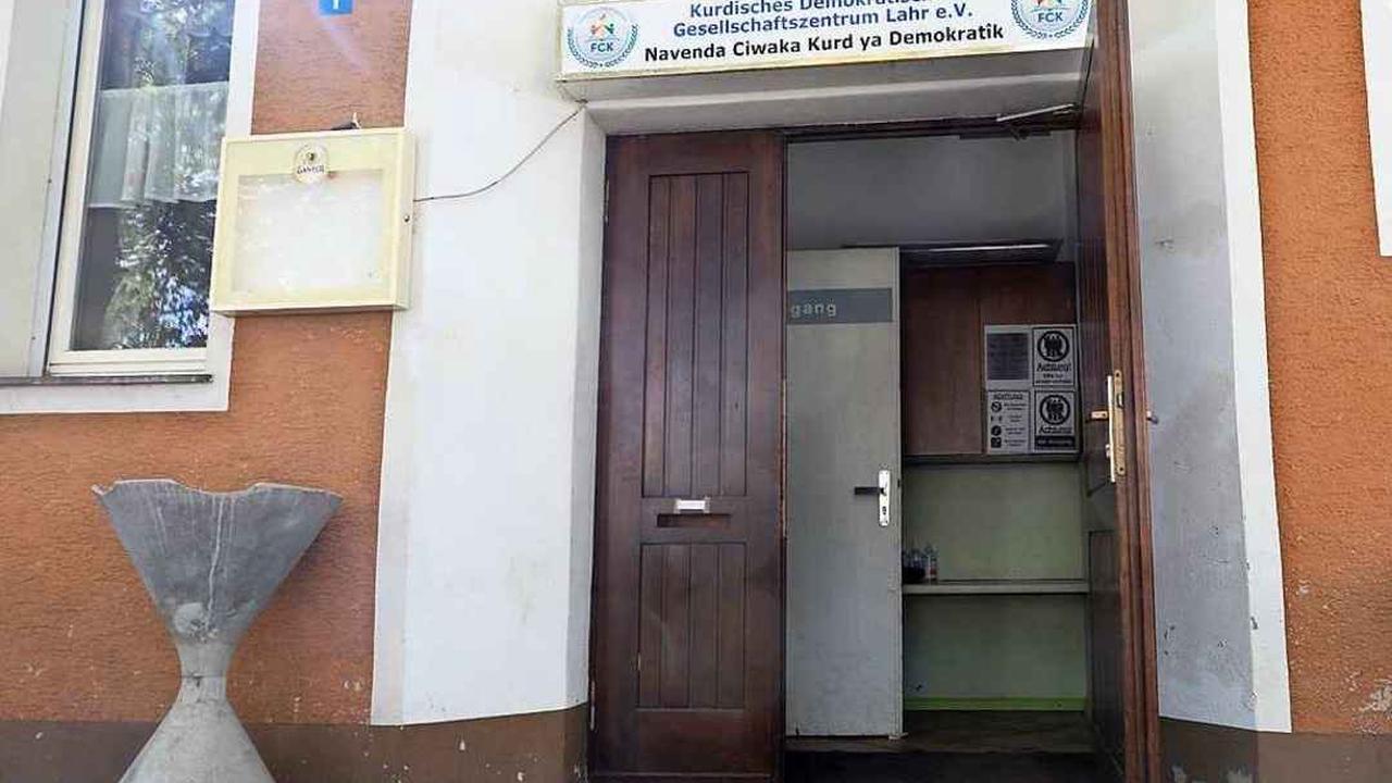 Polizei durchsucht das Kurdische Zentrum und Wohnungen in Lahr