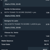 Win Yourself Big Money Today With These 5 Matches.