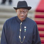 Former President Goodluck Johnathan breaks silence regarding his 2023 presidential election ambition