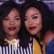 Nollywood Actresses And Their Beautiful Moms.