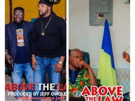 Reactions As Tunde Sobayo Plagiarized the Movie Title Of His Colleague Jeff Owolewa (Tony Montana).