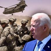 Joe Biden Set To Withdraw American Troops From Afghanistan After 20 Years