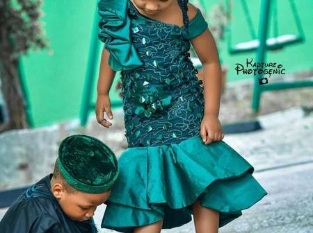 Make Your Children Look Beautiful With These Lovely Outfits