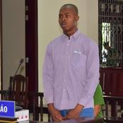 25 Year Old Nigerian Man Sentenced To Death For Drug Trafficking In Vietnam - Read Full Details.