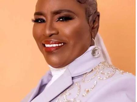 Checkout 10 stunning pictures from Iya Rainbow's 78th birthday celebration