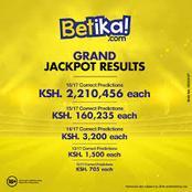 Betika Grand Jackpot Predictions to Help You Land a Bonus