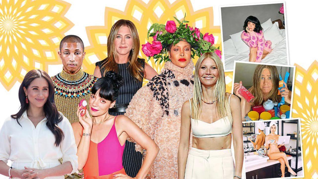 Who is your celebrity wellness guru?
