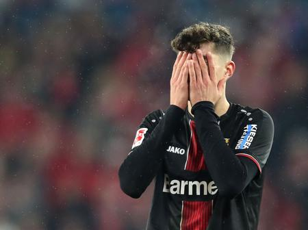 Leverkusen director debunks Kai Havertz deal progress reports. Says they are still relaxed about it.