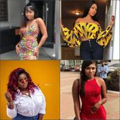 Who Is The Hottest Celebrity Between Efia Odo, Hajia For Real, Yaa Jackson And Maame Serwaa?