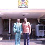 Blow To Ruto As IEBC Reportedly Disqualifies His Machakos Senatorial By-election Candidate Urbanus Mutunga