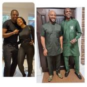 Reactions Trails This Cute Picture Of Yul Edochi And Kanu Nwankwo That Was Posted On Instagram