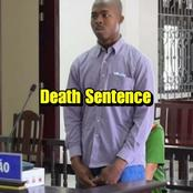 A 25 Year Old Nigerian Man Was Sentenced To Death Yesterday In Vietnam, See What He Did