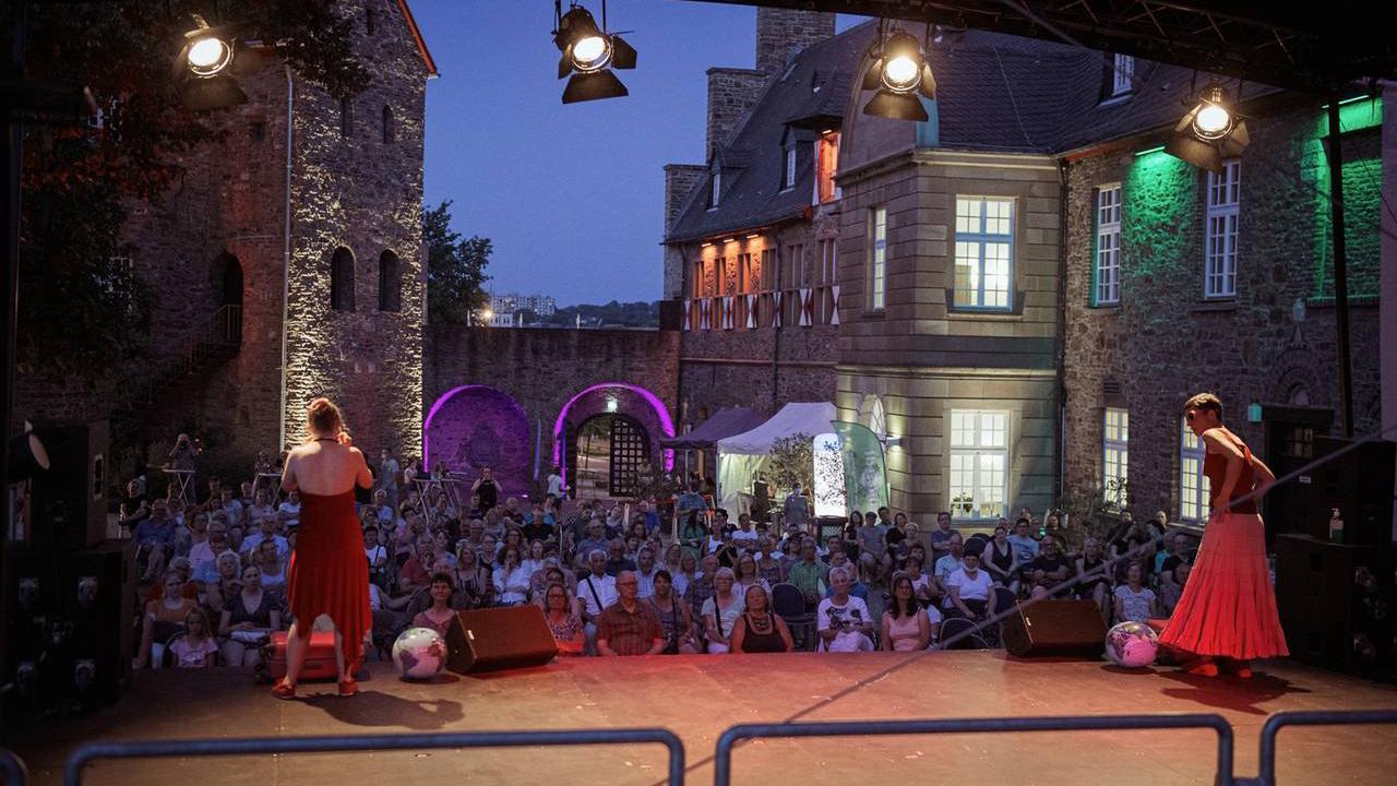 Ab sofort Tickets für die Broicher Schlossnacht