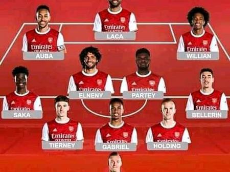 OPINION: Arsenal possible lineup against leeds.