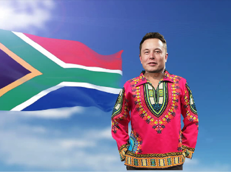 (OPINION): Elon musk should come to South Africa and take a few black people to space with him?