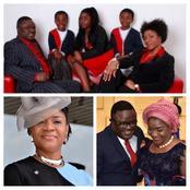 Meet the Beautiful Wife and Three Kids of Cross Rivers Governor, Ben Ayade