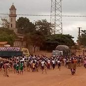 Duékoué : les élèves dans les rues. Les raisons