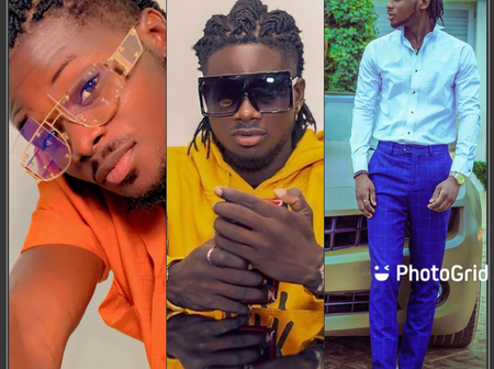 I'm the Hit Don Dada, all the rest are fake - Kuami Eugene