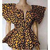 Mothering Day Now Tommorow, Here Are Top 30 Ankara Styles You Can Wear To Bring Out Your Real Beauty