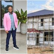 Jalang'o Posts Photos of The Progress of His House in Kitengela, Sparks Mixed Reactions Online