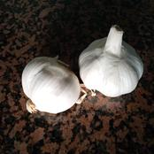 You will never want to eat Garlic after reading this. It's man made in the laboratory. Opinion