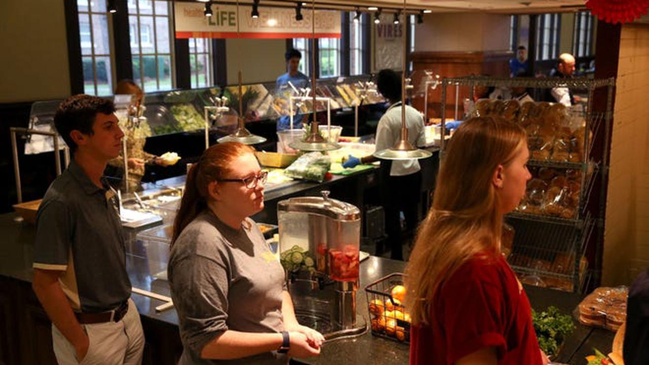 Dilemma In The Dining Hall Aramark As Fsu S Controversial New Dining Services Provider Opera News