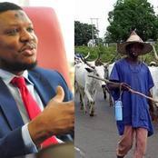 Negotiate With Fulani Herders, They Love Nigeria - Adamu Garba To FG