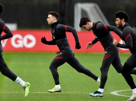 Liverpool Handed A Major Injury Boost As Star Returns To Training
