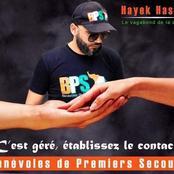 Hassan Hayek accusé de blanchiment d'argent, voici sa réaction