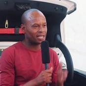 Jabu Mahlangu Advises Gavin Hunt To Try This Line Up