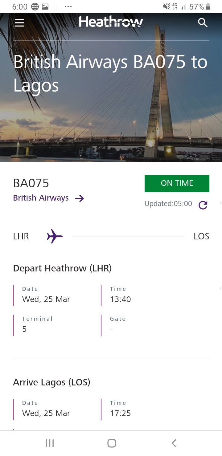 British Airline to Land in Lagos Today Despite Government Order to Shut Down Airport, See Tickets - cb440c43c7a651bb8b5e75e991055425 quality uhq resize 720 - British Airline to Land in Lagos Today Despite Government Order to Shut Down Airport, See Tickets British Airline to Land in Lagos Today Despite Government Order to Shut Down Airport, See Tickets - cb440c43c7a651bb8b5e75e991055425 quality uhq resize 720 - British Airline to Land in Lagos Today Despite Government Order to Shut Down Airport, See Tickets
