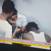 BBNaija: Check Out What Ozo Did at The Party That made Nengi Cry