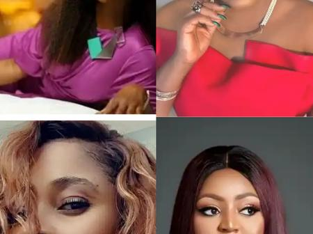Check Out The Top 10 Most Beautiful Nigerian Female Movie Stars, (No.8 Is Exceptionally Beautiful).
