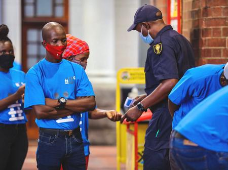 Mbalula Appoints The Volunteers To Curb Vandalism And Theft In The Train Stations