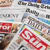 Good Morning, Latest Nigerian Newspapers Headlines, Tuesday, 11 of August 2020