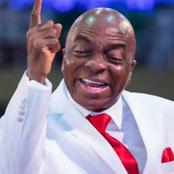 Again, Pastor Oyedepo Has Released Another Prophetic Declaration for 2021 after Fasting for 17 days