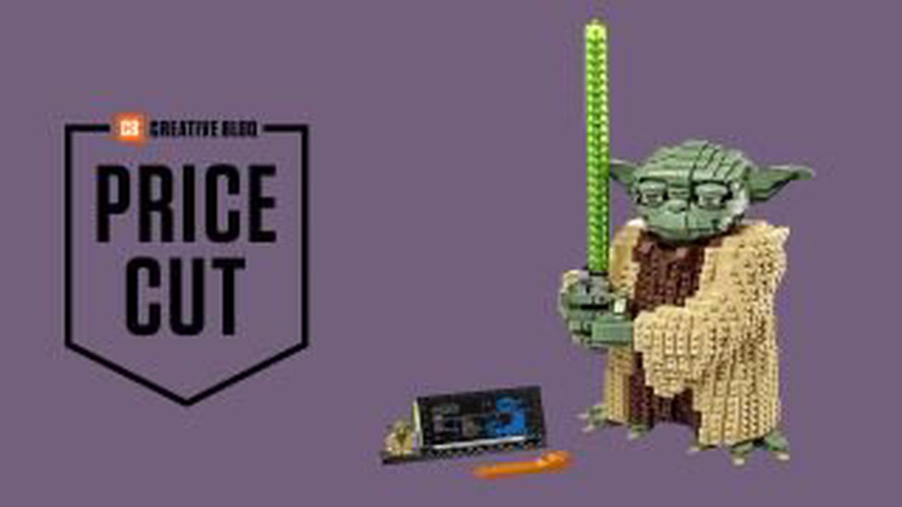 Save up to 20% on LEGO Star Wars this May the Fourth!