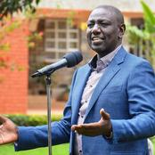Kenyans Gang Up Against Ruto After His Ally Praised Kibaki