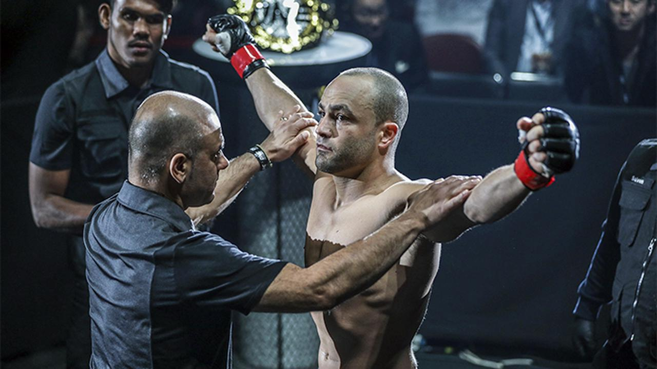 Eddie Alvarez responds after Christian Lee claims to be the best lightweight in the entire world