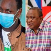 22-Year-Old Man Charged After Threatening To Shoot and Kill President Uhuru Kenyatta