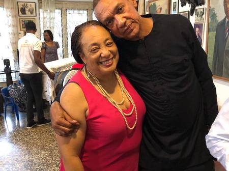She Was Faithful, Loyal And True - Senator Ben Murray Bruce Says As He Remembers His Late Wife