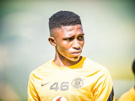 Kaizer Chiefs have sent one of their promising youngster Kaletso Sifama out on loan for the reminder