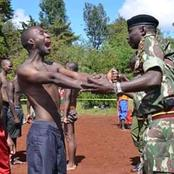 Why KDF Recruits Required To Have 32-teeth, Strong, Uncoloured