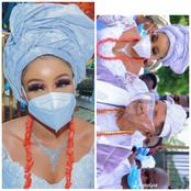 Meet Olori Chioma, the latest wife of the Alaafin of Oyo