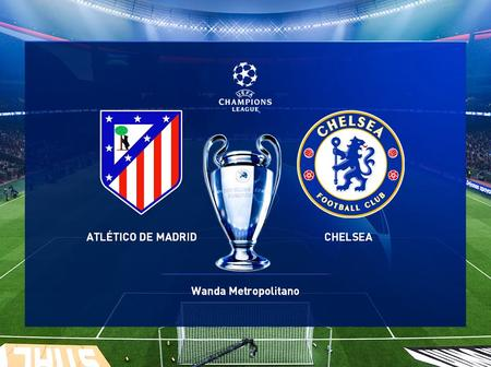 Chelsea Vrs ATL Madrid: How To Watch Champion League Matches For Free On Your Phone Or Laptop