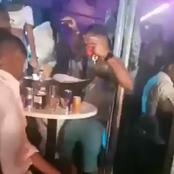 Video: Watch Khune Shows Off His Bum Jive Dancing Skills