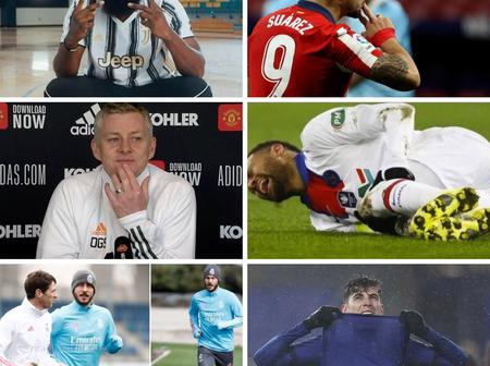 Summary of All Major Football News, What You Missed