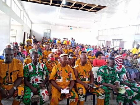 """""""Only APGA Knows What Is Best For Ndi Anambra""""— APGA Chairman."""